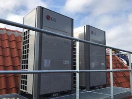 2-LG-VRF-units-geplaatst-in-Amsterdam